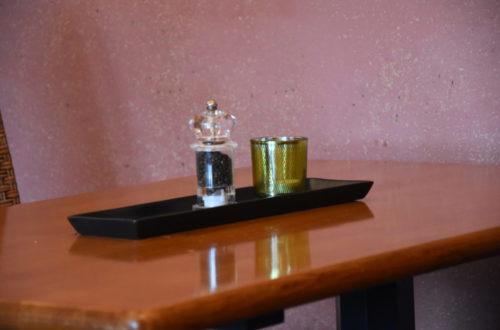 Tischdeko San Remo