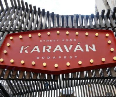 Karaván – street food in Budapest
